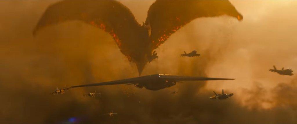 Godzilla 2: O Rei dos Monstros - Resenha