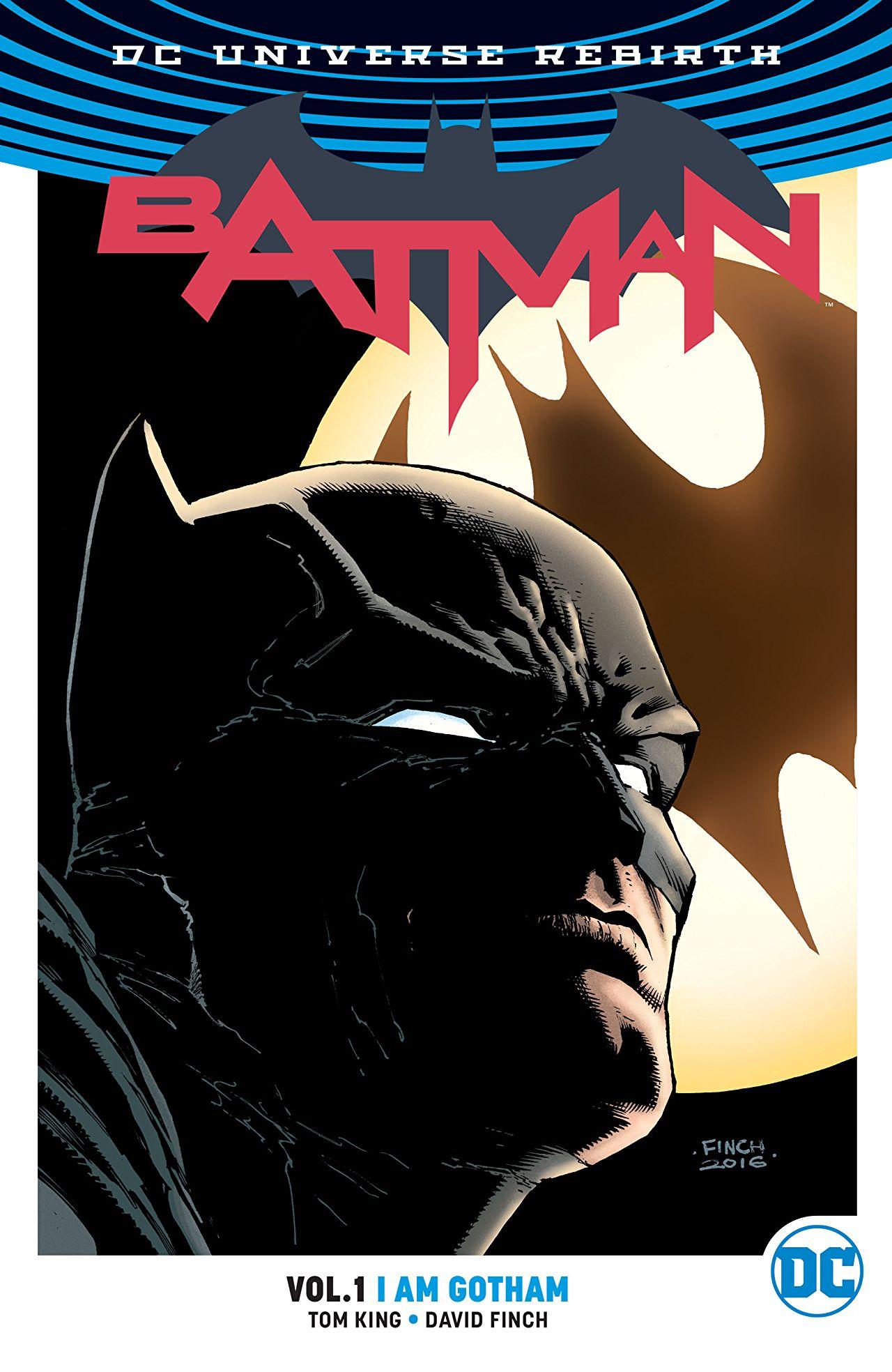O Batman de Tom King (Renascimento até o Casamento) - Resenha- 01