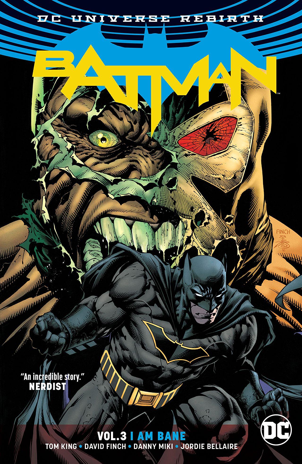 O Batman de Tom King (Renascimento até o Casamento) - Resenha- 04
