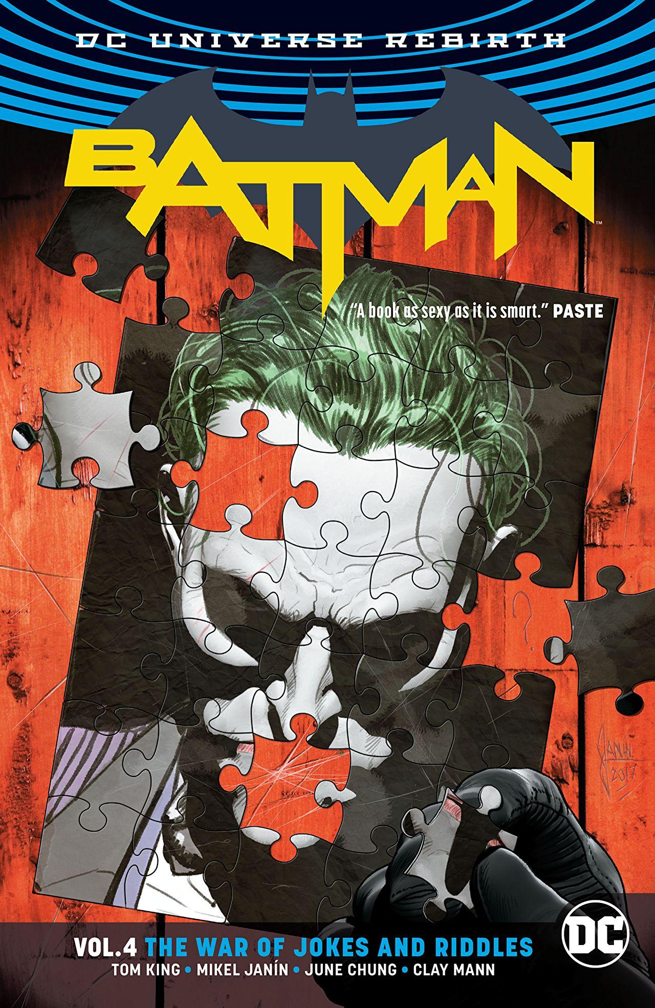 O Batman de Tom King (Renascimento até o Casamento) - Resenha- 06