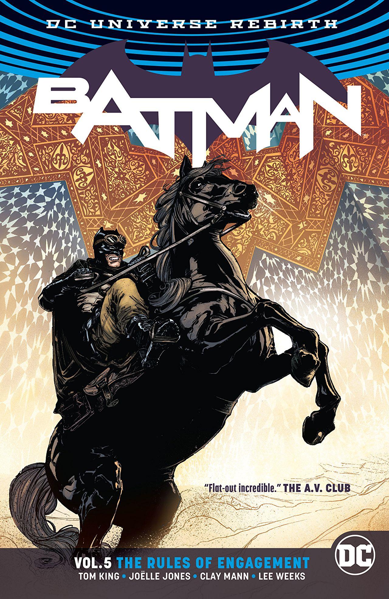 O Batman de Tom King (Renascimento até o Casamento) - Resenha- 07