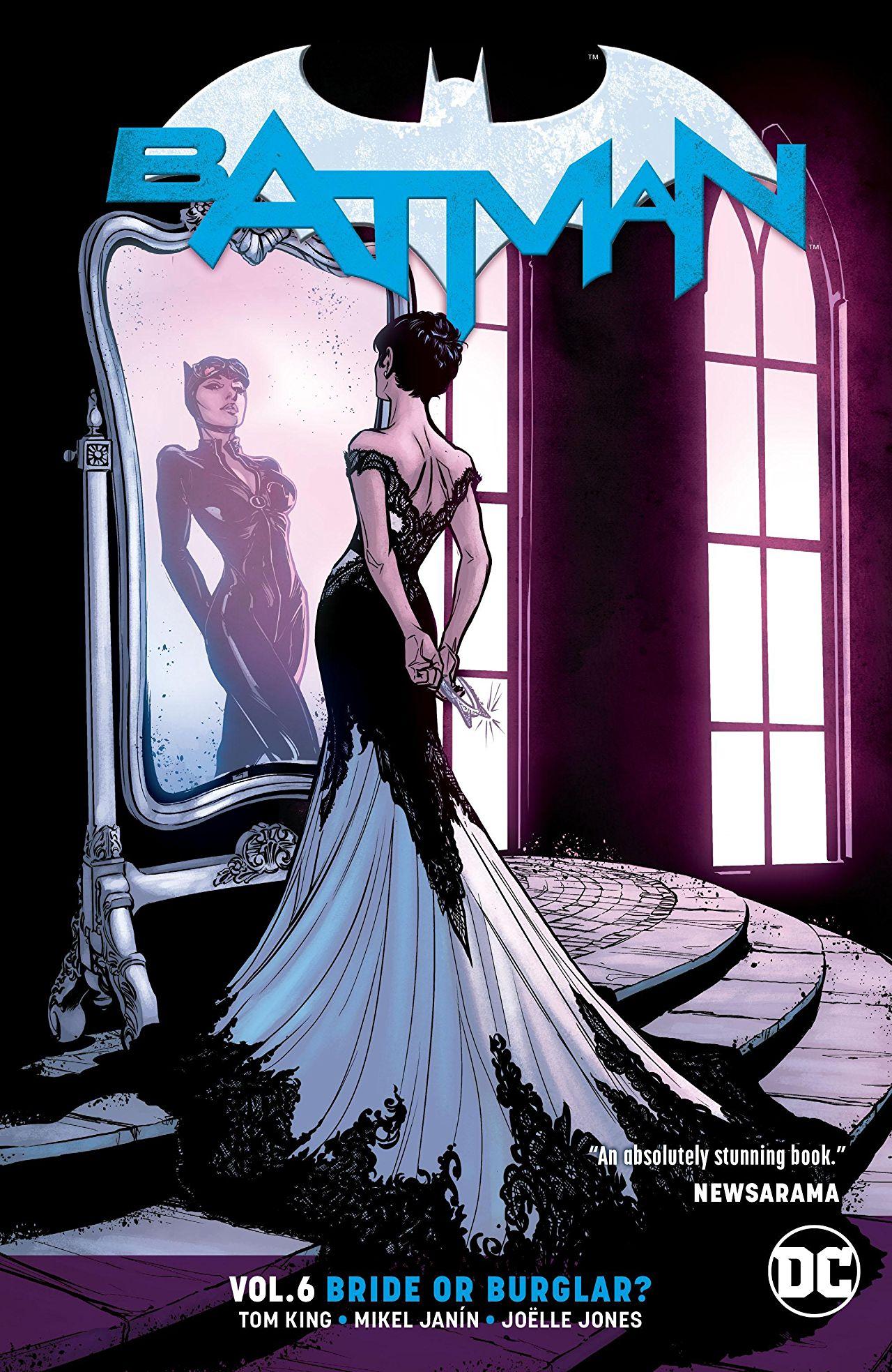 O Batman de Tom King (Renascimento até o Casamento) - Resenha- 08