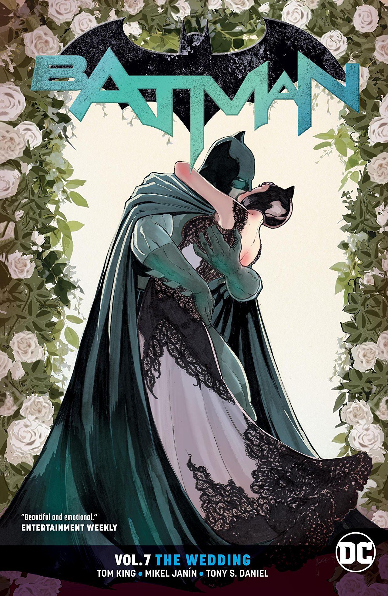 O Batman de Tom King (Renascimento até o Casamento) - Resenha- 09