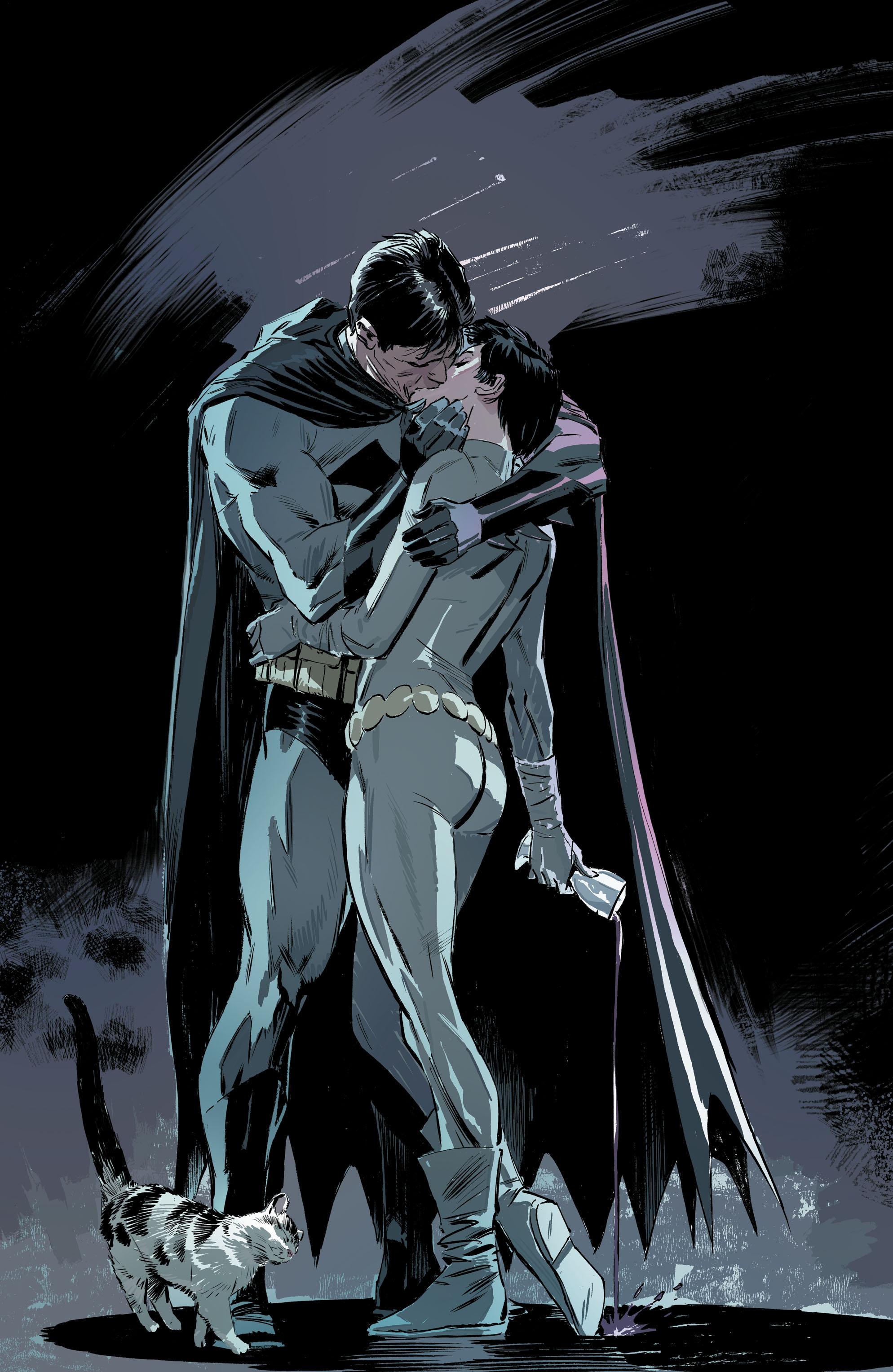 O Batman de Tom King (Renascimento até o Casamento) - Resenha- 12