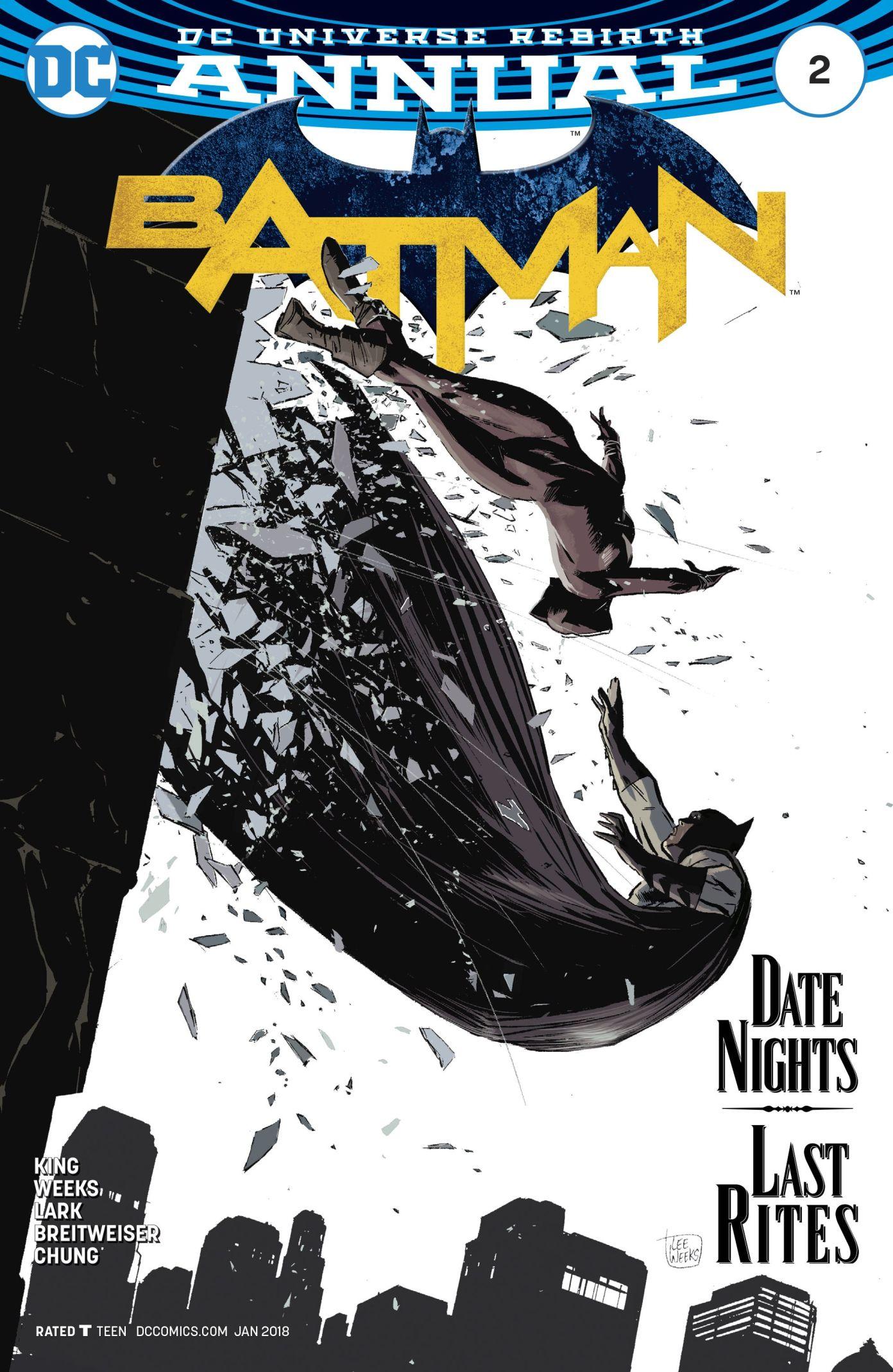 O Batman de Tom King (Renascimento até o Casamento) - Resenha- 13
