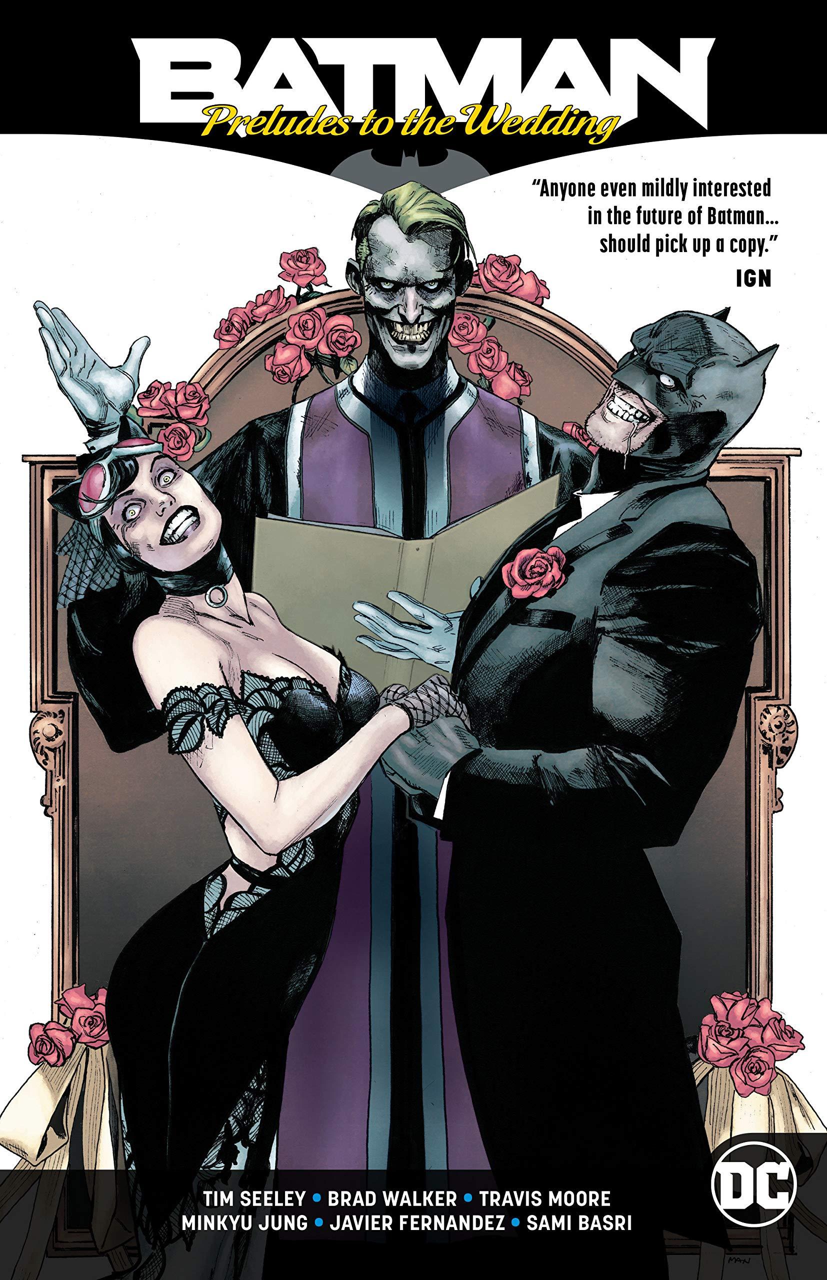 O Batman de Tom King (Renascimento até o Casamento) - Resenha- 14