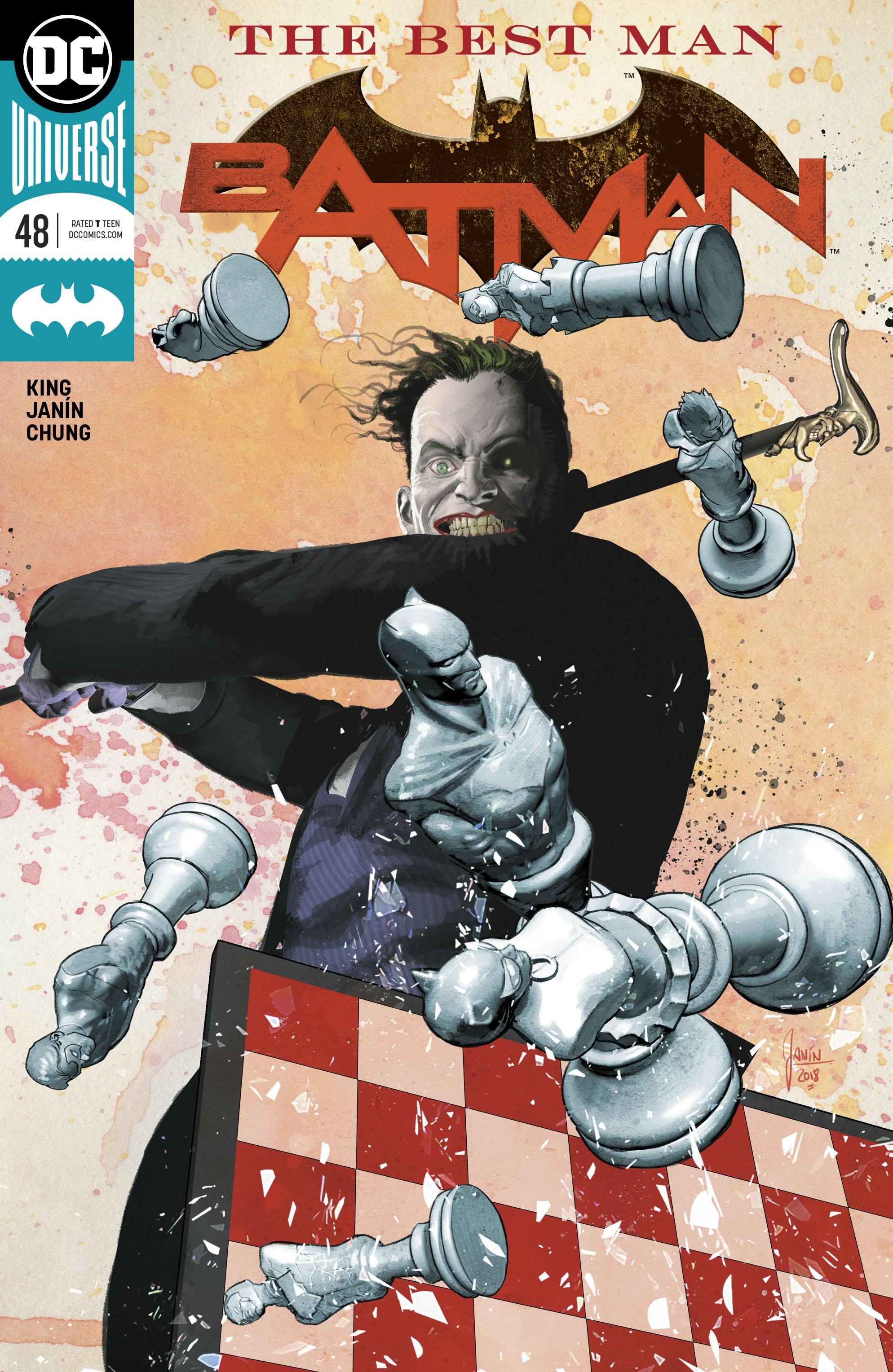O Batman de Tom King (Renascimento até o Casamento) - Resenha- 15
