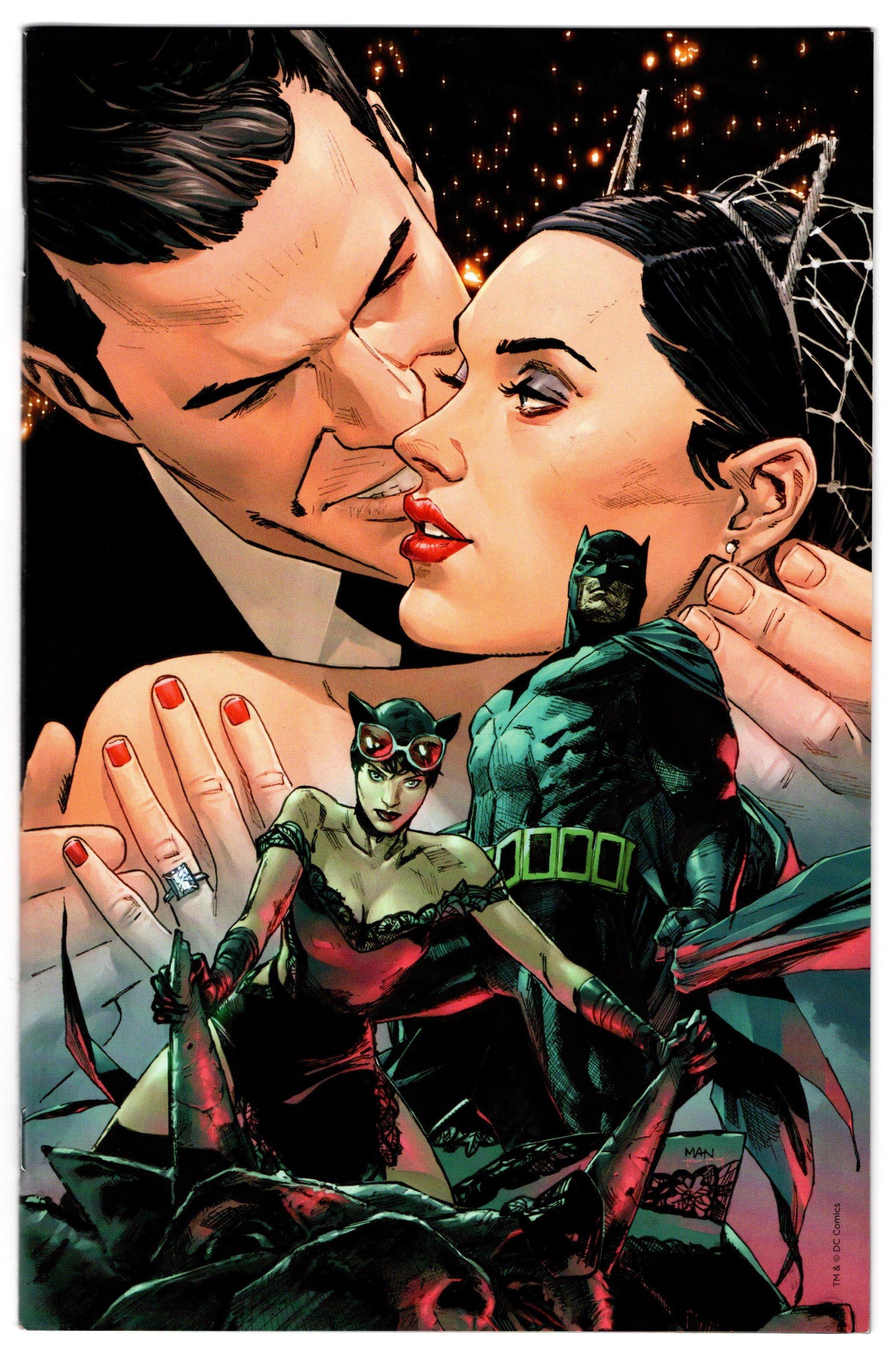 O Batman de Tom King (Renascimento até o Casamento) - Resenha- 16