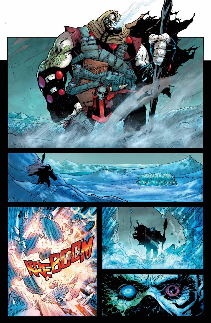Superman - O Homem de Aço (de Brian Michael Bendis) - Resenha - 04