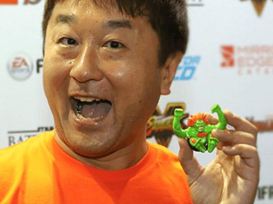Yoshinori Ono retornará à Brasil Game Show