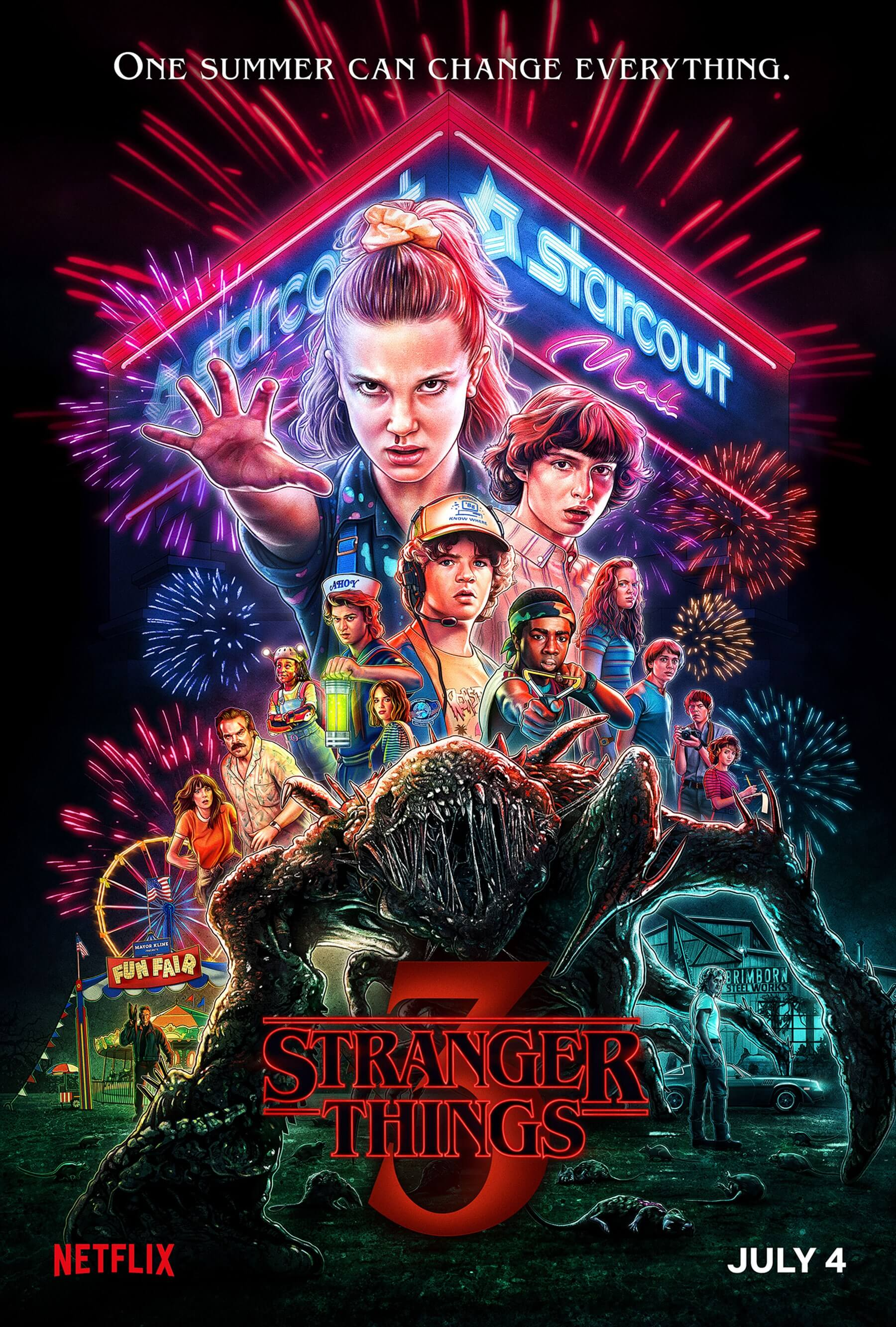 stranger-things-3-resenha-poster