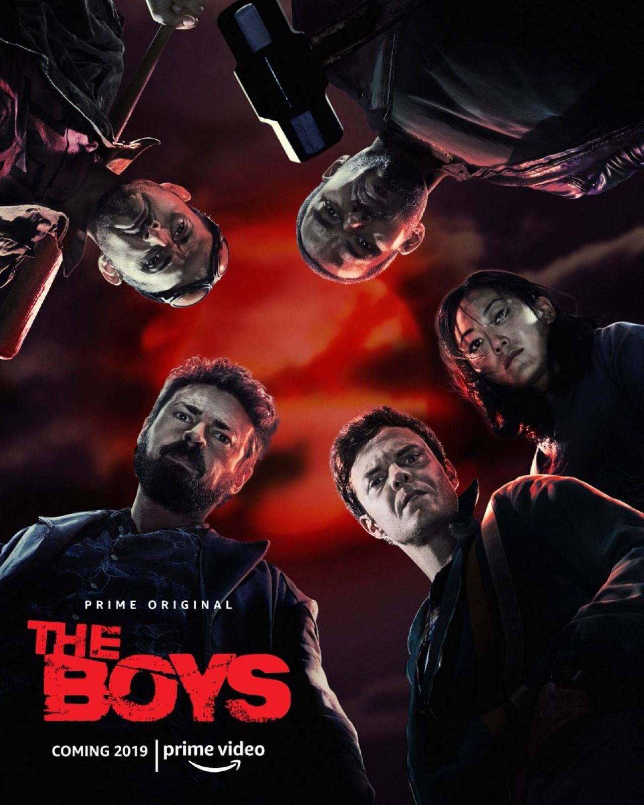 the-boys-primeira-temporada-resenha-poster