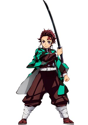 Os Personagens de Demon Slayer (Kimetsu no Yaiba)