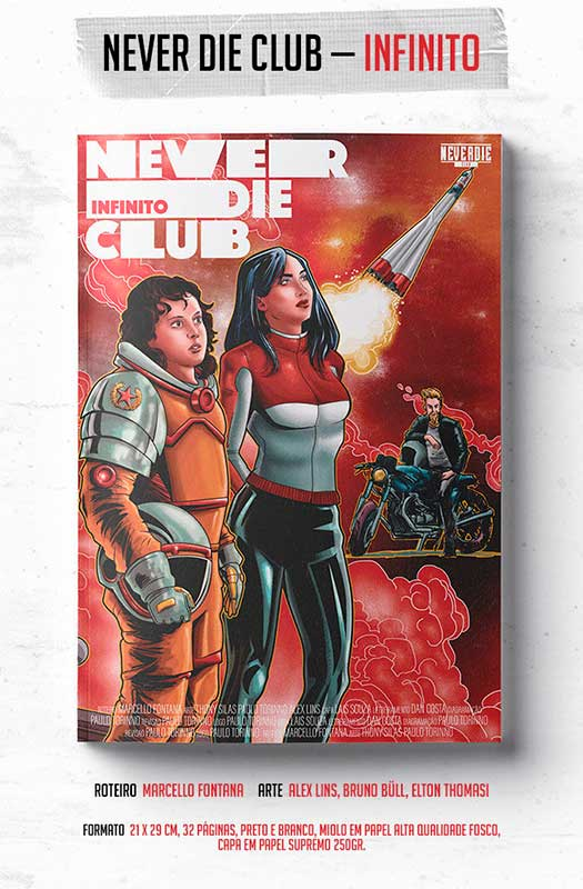 Never Die Club - Infinito