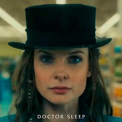 os personagens de doutor sono Rose The Hat Cartola