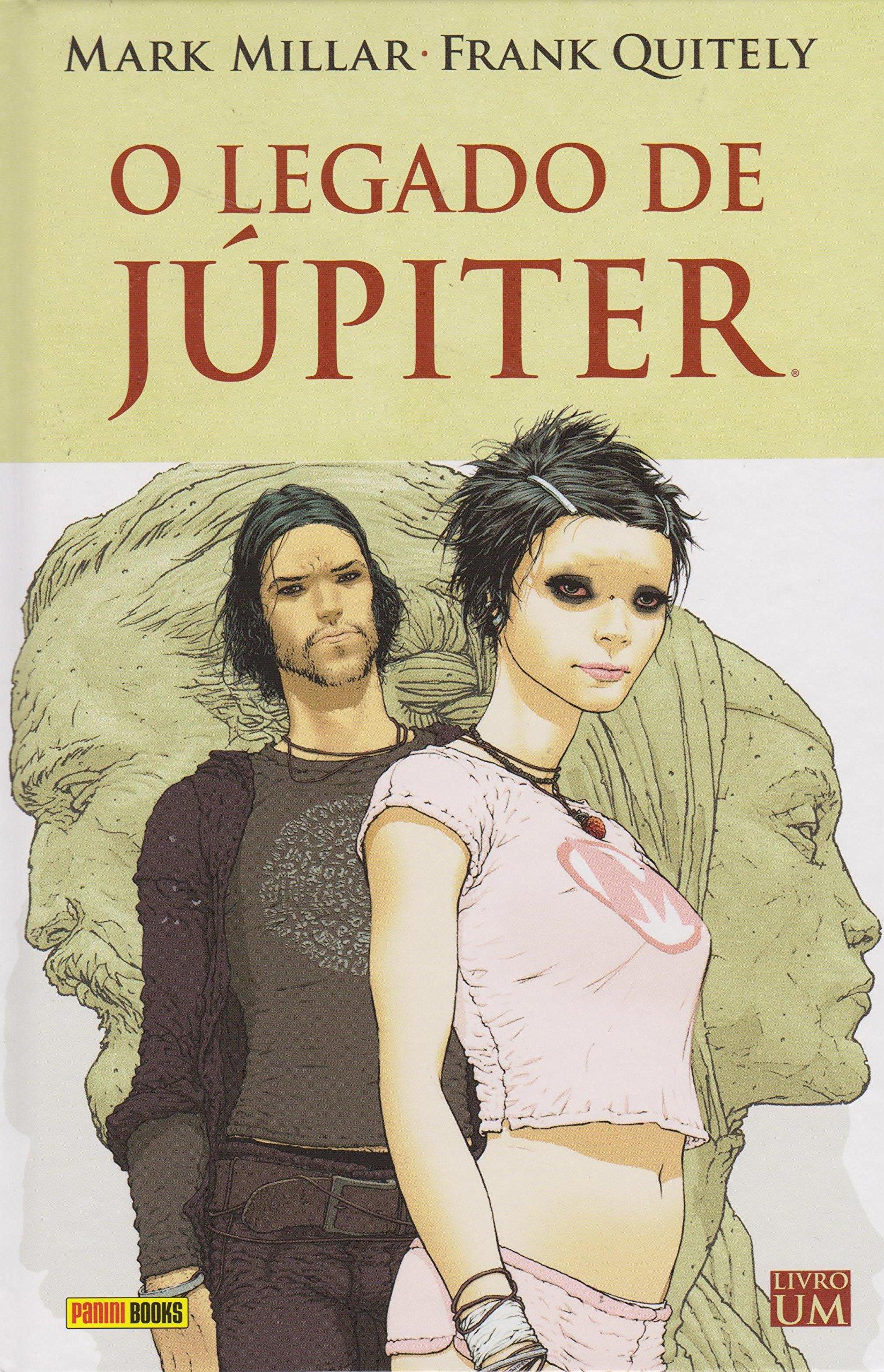 O Legado de Júpiter - Resenha - 02