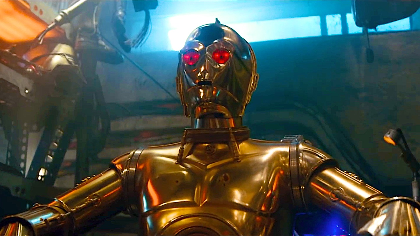Star Wars: The Rise Of Skywalker - C-3PO