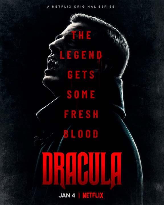 Drácula (Netflix) - Resenha