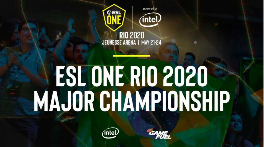 Major de CS: GO no Rio de Janeiro