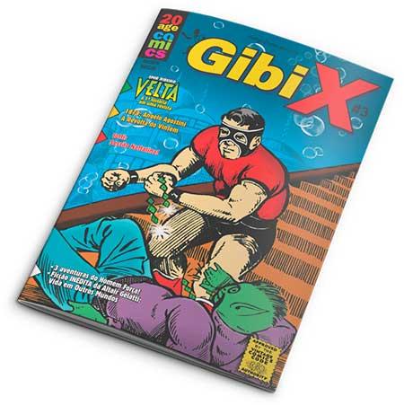 Edição Gibi X #3