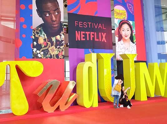 Tudum Festival da Netflix