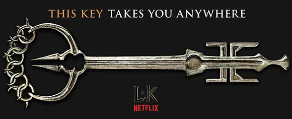 As Chaves de Locke Keys da Netflix