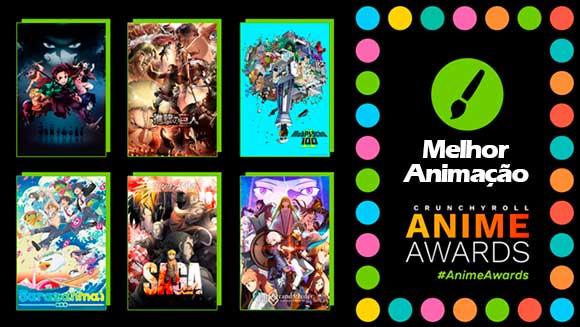 Os vencedores do Crunchyroll Anime Awards 2020