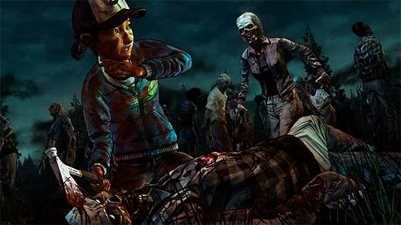 Gameplay de The Walking Dead 1ª Temporada