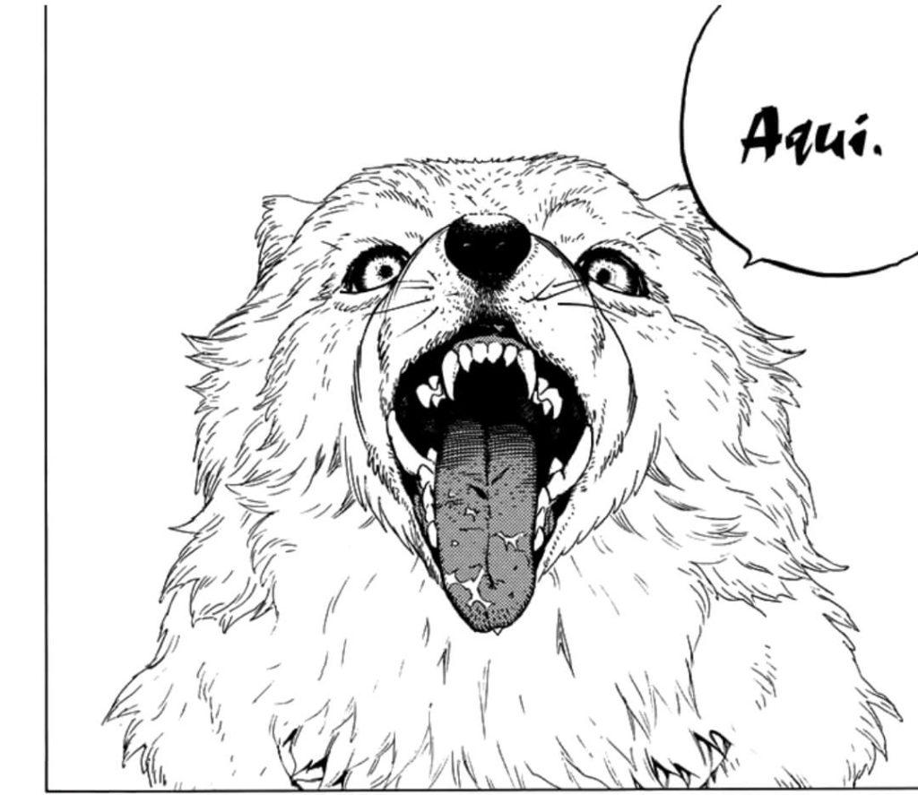 Ilustração do mangá de fumetsu no anata