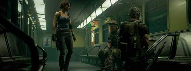 Gameplay: Resident Evil 3 Remake Demo