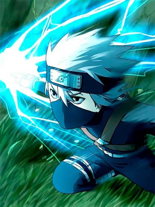 Top 5 Jutsus Naruto