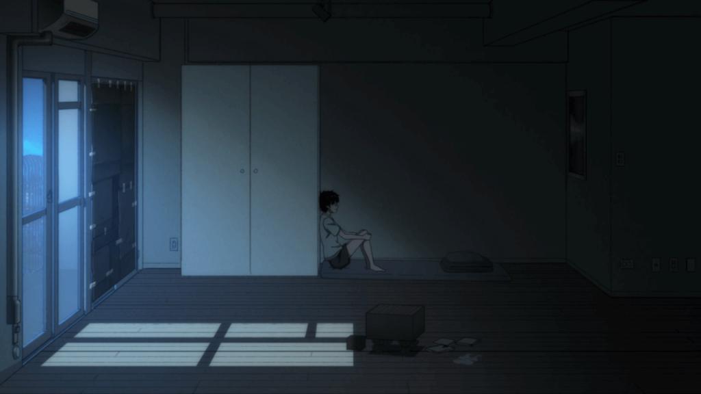 Sangatsu no Lion (March Comes in Like a Lion) - O apartamento de Rei