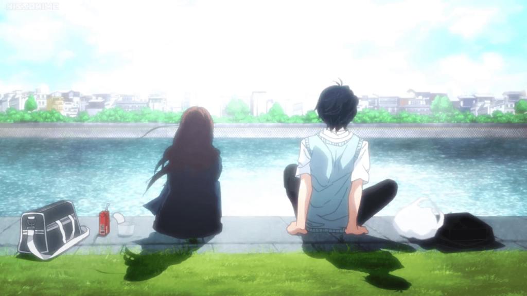 Sangatsu no Lion (March Comes in Like a Lion) - Hinata e Rei.