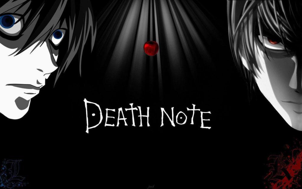 L e Kira, rivais em Death Note.