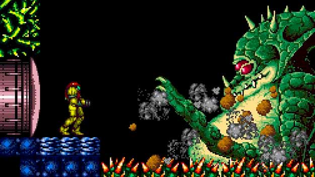 Game Retrô: Super Metroid SNES