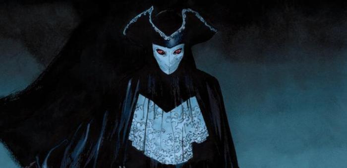 A Ordem Mágica - (HQ da Netflix) - Resenha 05