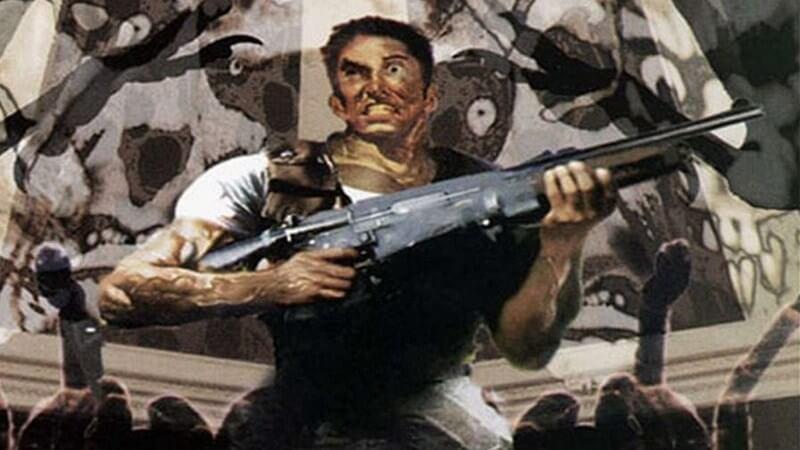 Capa de Resident Evil 1