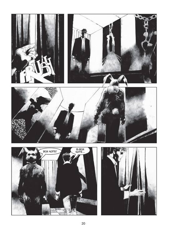 Dylan Dog Prelúdio Para Morrer - Resenha - 04