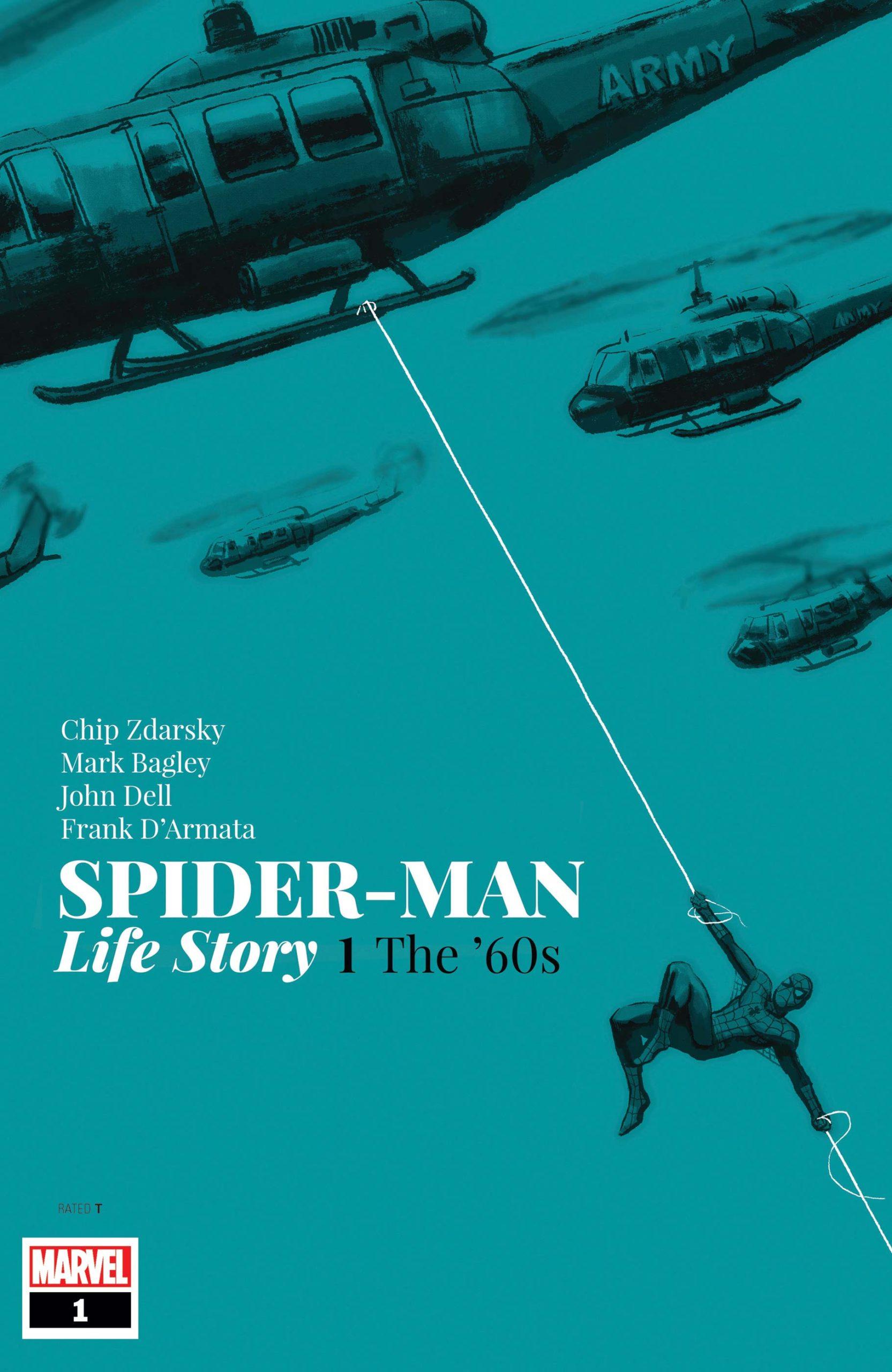 Homem-Aranha História de Vida Resenha 03