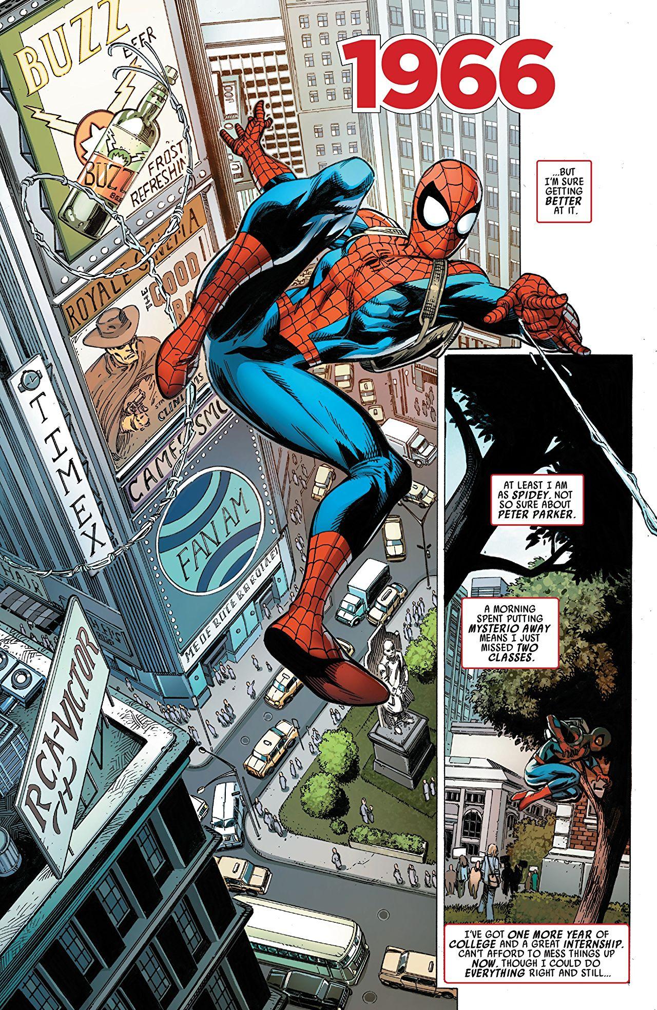 Homem-Aranha História de Vida Resenha 04