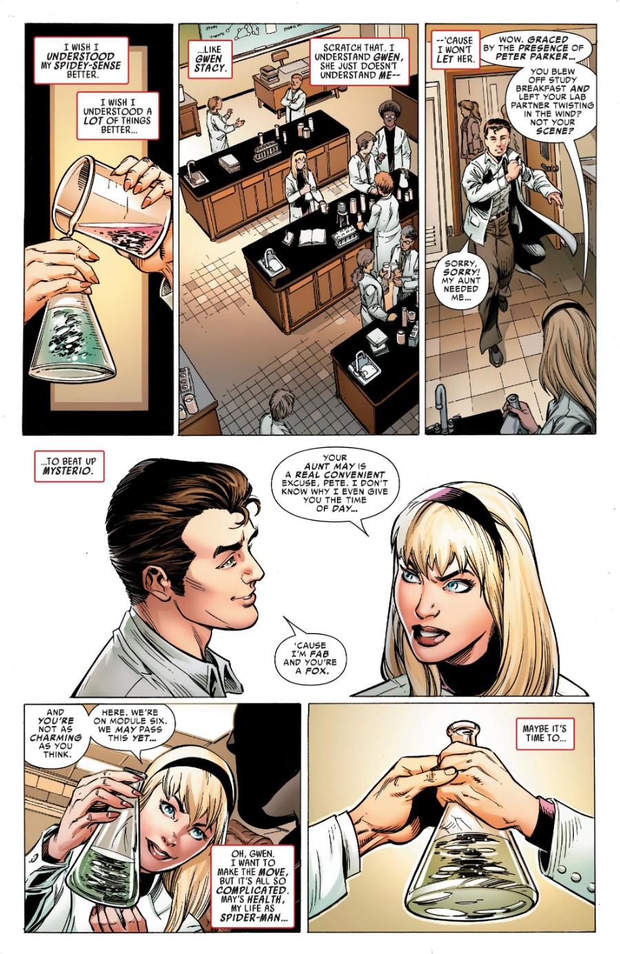 Homem-Aranha História de Vida Resenha 06