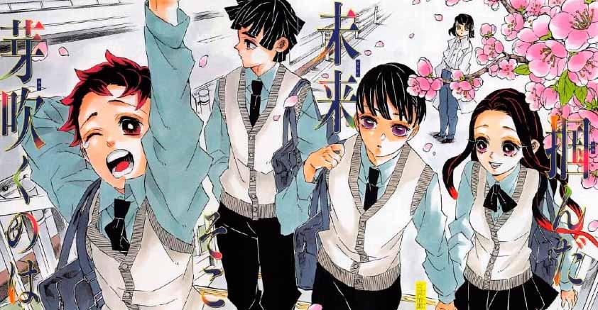 Capítulo Final de Kimetsu no Yaiba