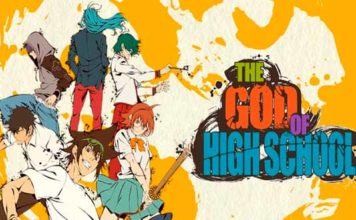 Os Personagens de The God of Highschool
