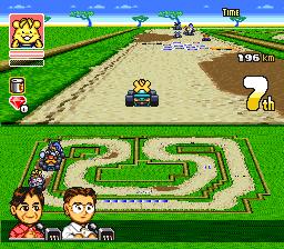Amantes de Mario Kart, este jogo é para vocês!