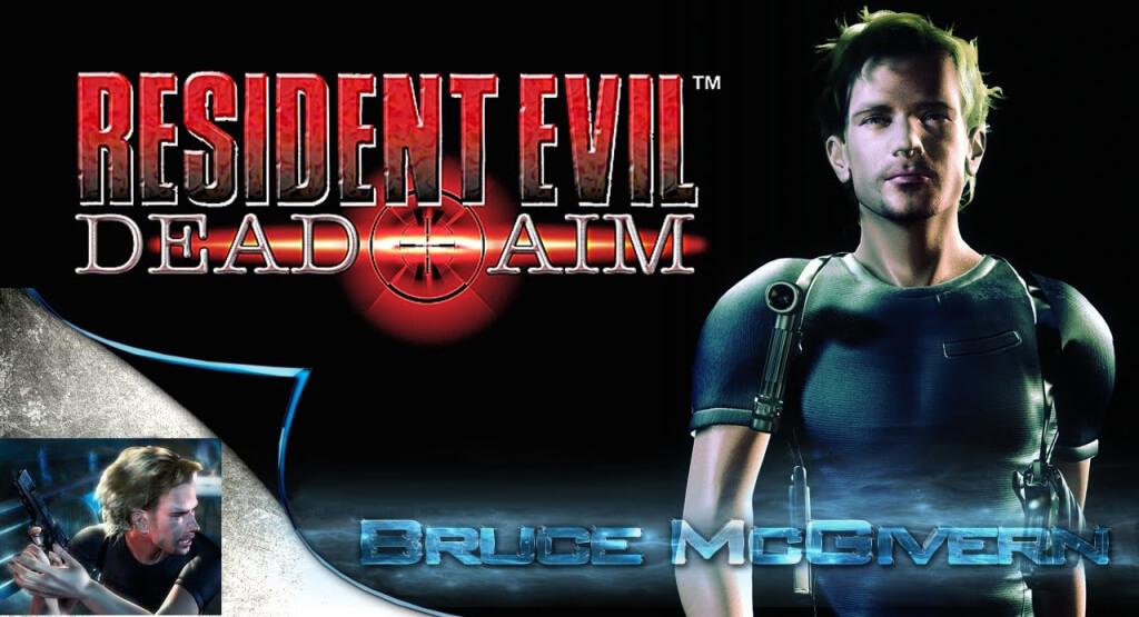 Bruce, protagonista de Dea Aim.