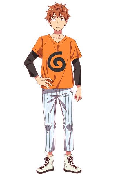 Personagens de Kanojo Okarishimasu