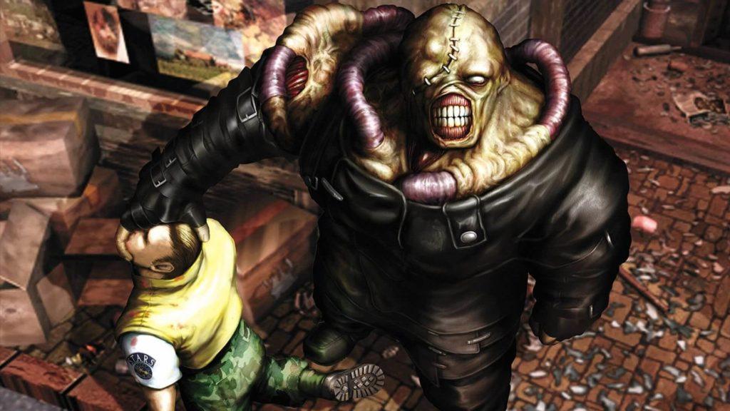 Imagem promocional de Resident Evil 3