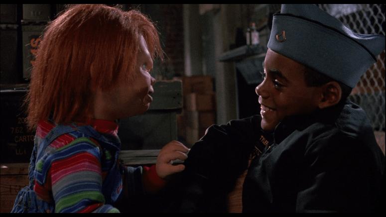 Chucky e seu novo objetivo em Brinquedo Assassino 3