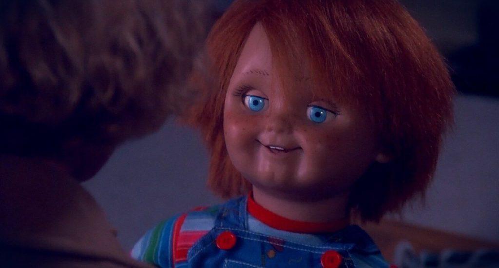 Chucky, o Brinquedo Assassino.