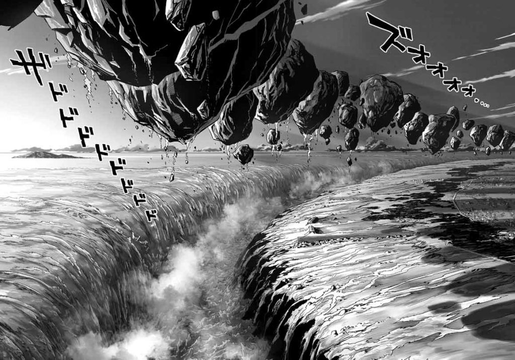 One Punch Man Capítulo 133